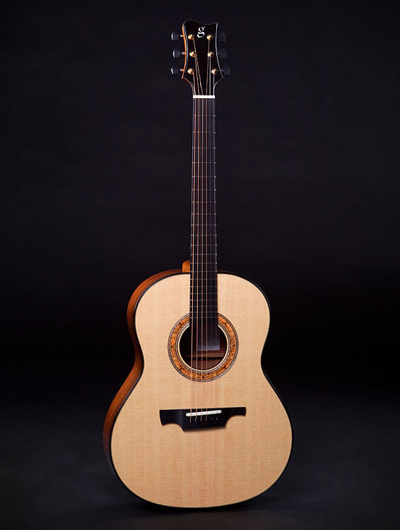 Greenfield acoustic Guitar model GF