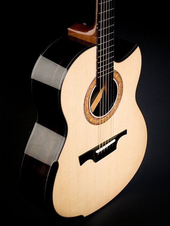 Greenfield Acoustic guitar model G2 BRW