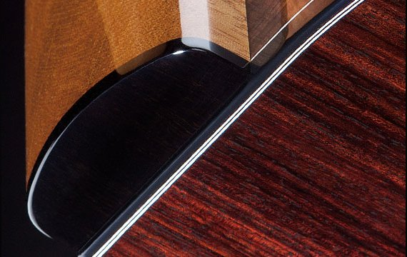 Greenfield Guitars | Fine woodworking, Lutherie, Guitarmaking, Acoustic Guitars, Indian rosewood, ebony heel cap
