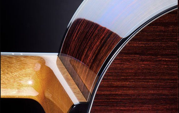 Greenfield Guitars | Fine woodworking, Lutherie, Guitarmaking, Acoustic Guitars, Indian rosewood, mahogany neck