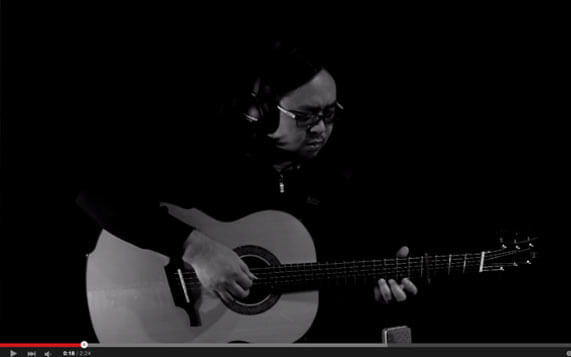 Greenfield Guitars | Mau Lao, model G2 DADGAD YouTube