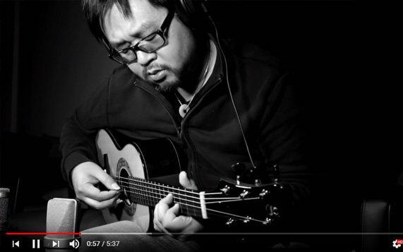 Greenfield Guitars | Model G5, Mau Lao, YouTube