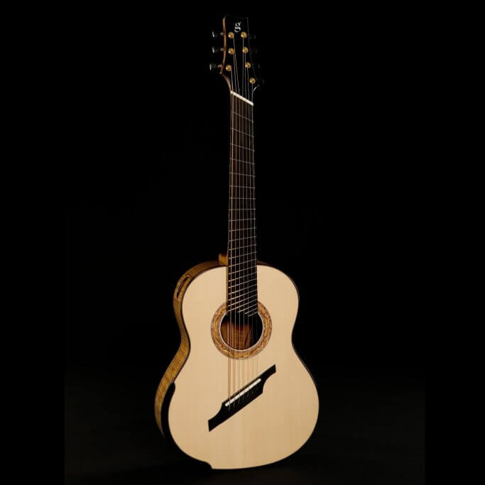 Custom acoustic guitars | Michael Greenfield