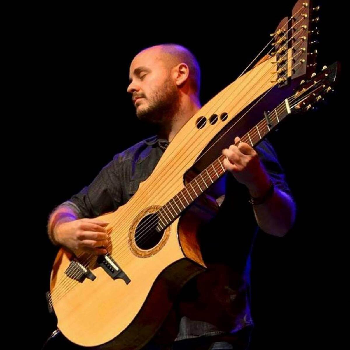Andy McKee | Greenfield acoustic guitar