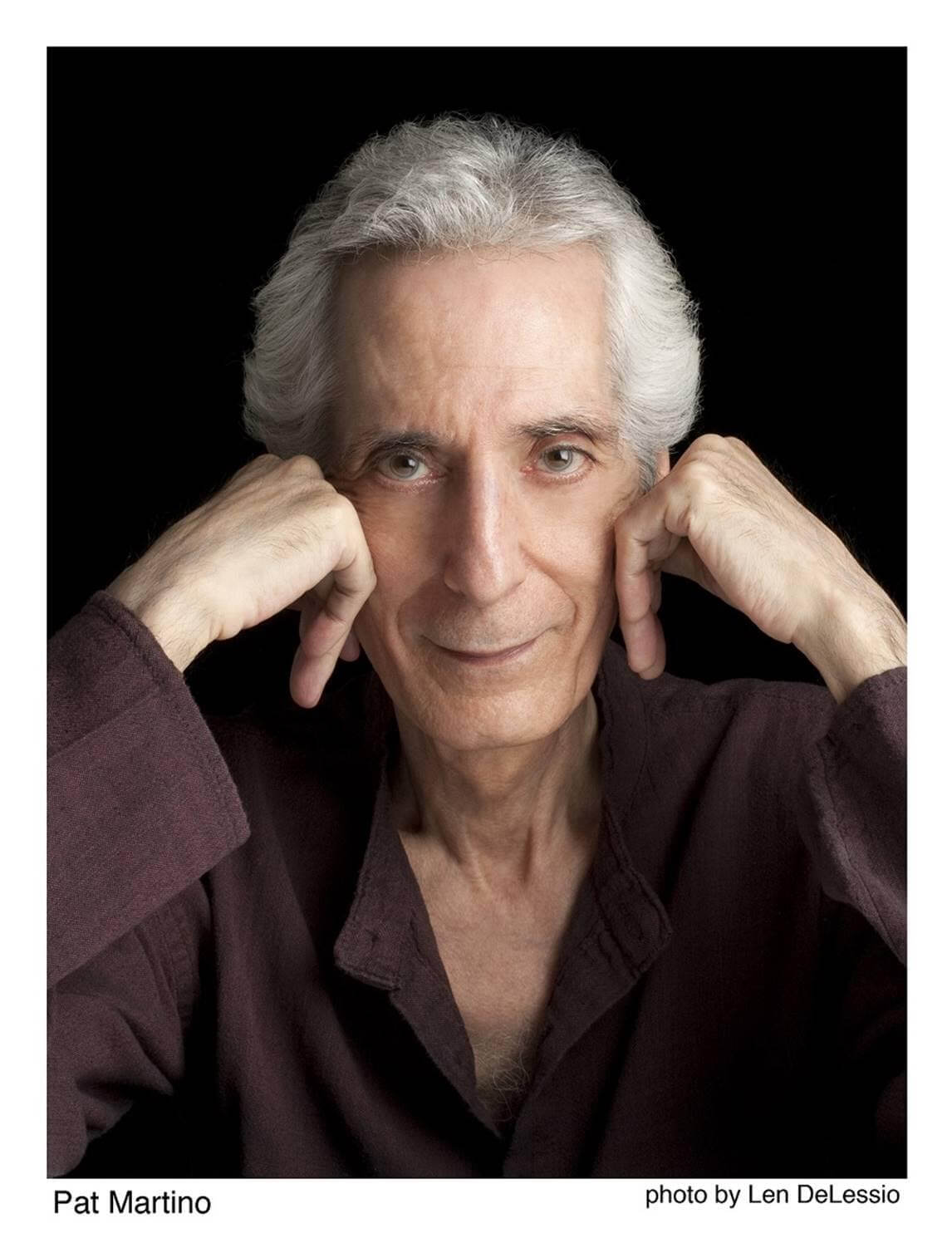 Linear expressions pat martino